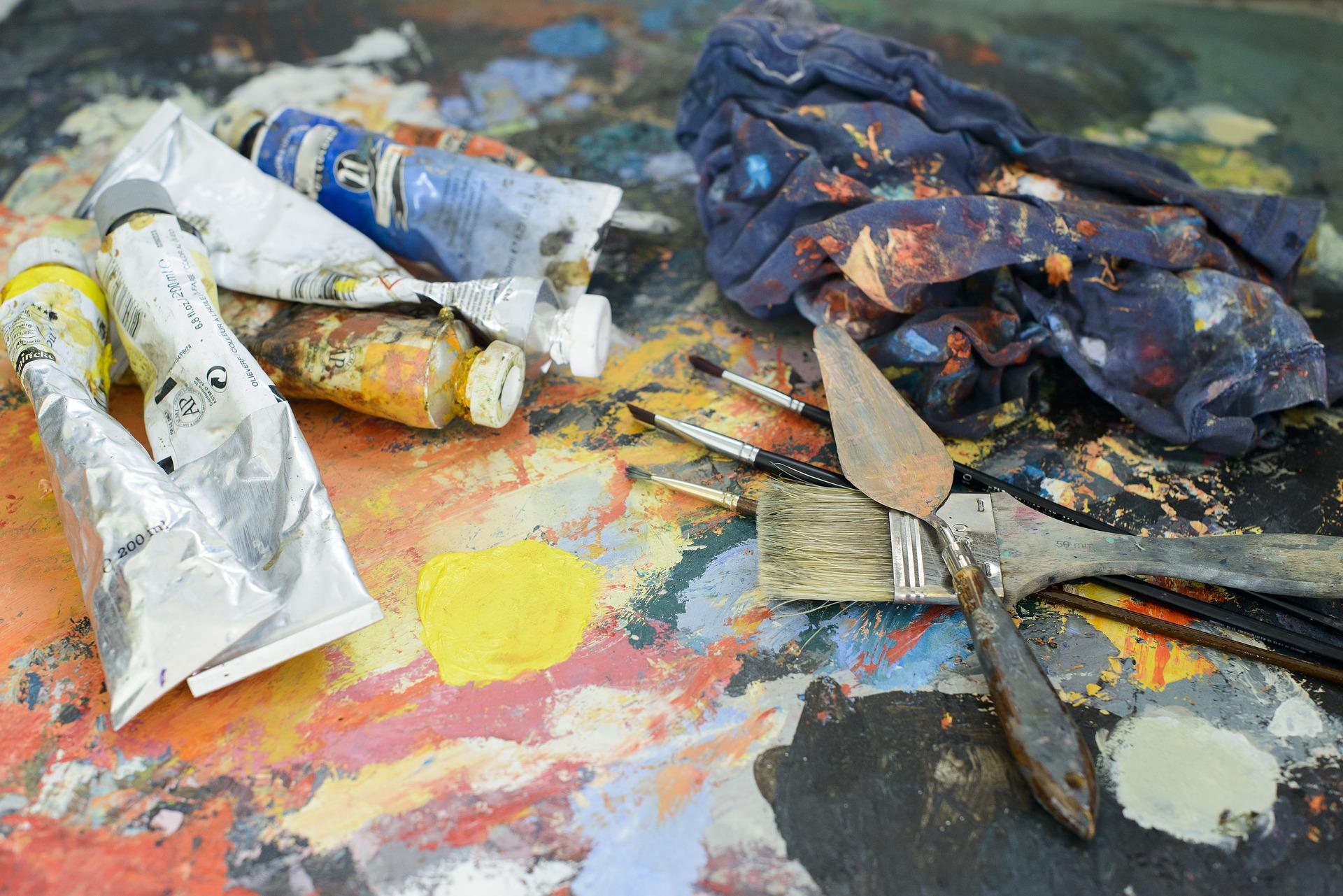 Schoenen in de kunst – Kunstuitleen.nu